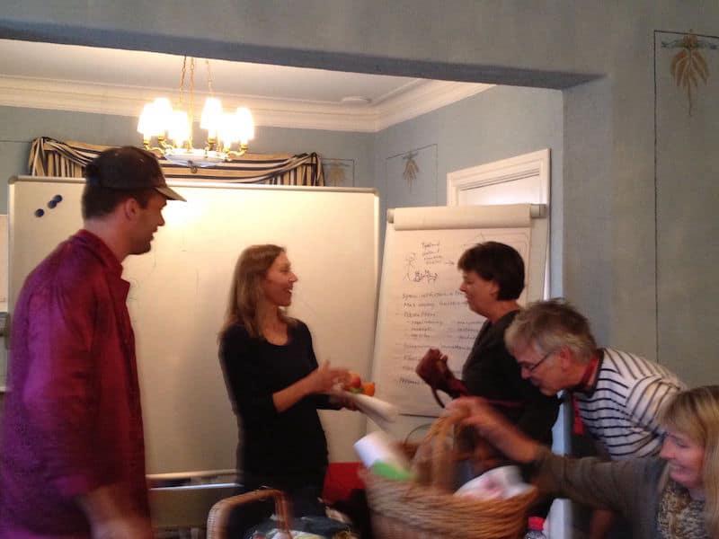 Forumteater Gå kurs i gruppkommunikation