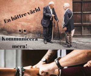 Kommunicera mera