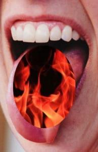 torr i munnen när du skall tala