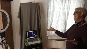 digital kurs i realtid